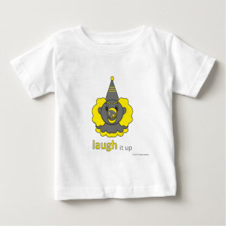 den begynna t-skjortan för bebiset - skratta upp tröjor
