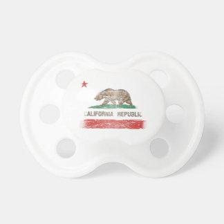 Den bekymrade Kalifornien republiken sjunker Napp
