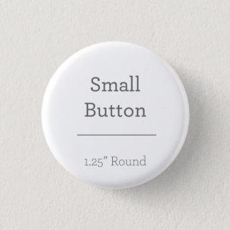 Den beställnings- rundan knäppas mini knapp rund 3.2 cm