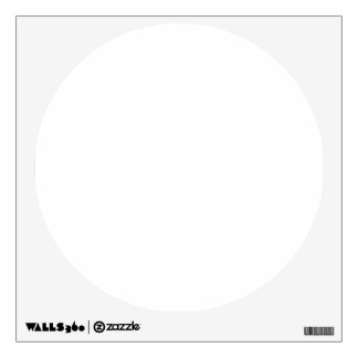 Den beställnings- väggdekalet cirklar
