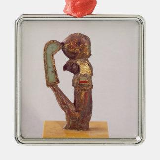 Den beträffande guden, Saite period Julgransprydnad Metall