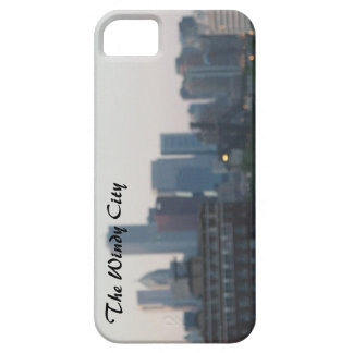 Den blåsiga staden. En look på centra iPhone 5 Case-Mate Fodraler