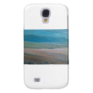 Den blåttToscany musen vadderar Galaxy S4 Fodral