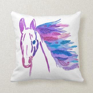 Den bohemiska hästen kudder vid Megaflora Kudde