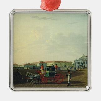 Den Bolshoi theatren i St Petersburg, 1802 Julgransprydnad Metall