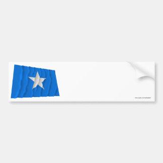 Den Bonnie blåttflagga/den västra Florida republik Bildekaler