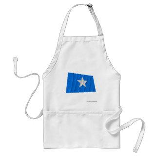 Den Bonnie blåttflagga/den västra Florida republik Förkläde