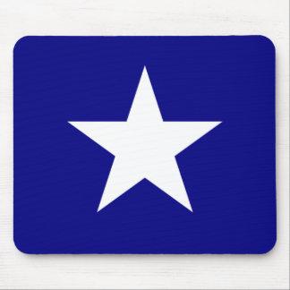 Den Bonnie blåttflagga med den Lone Mus Matta