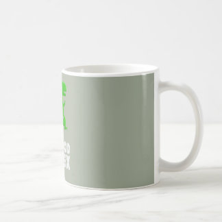 Den bra Ten-Rex Kaffemugg