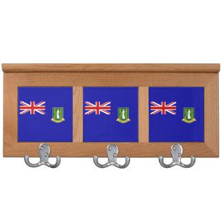 Den British Virgin Islands flagga
