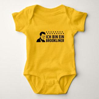 Den Brookliner babyen Tee Shirts