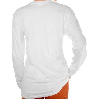 Den brud- ängelmaid of honor T-Skjorta-Skräddarsy T-shirts