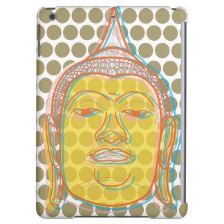 Den Buddha popet pricker för modern konstiPad för