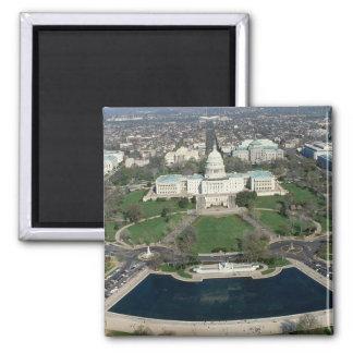 Den Capitol Hill antennen fotograferar 2 Magnet