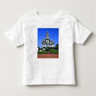 Den Carson herrgården i Eureka, Kalifornien Tee Shirt