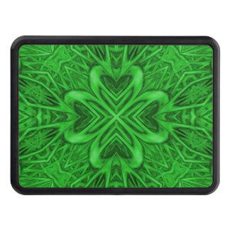 Den Celtic klöverKaleidoscopehaken täcker Skydd För Dragkrok