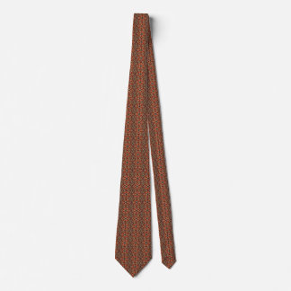 Den charmiga pheasanten befjädrar kaleidoscopen slips