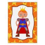 Den charmiga princen hälsningskort