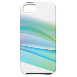 den chic eleganten virvlar runt av mönster för iPhone 5 Case-Mate cases