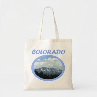 Den Colorado souvenir hänger lös Tygkasse