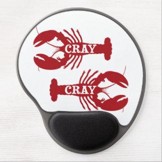 Den Cray Cray kräftaskaldjur Gelé Mus-matta