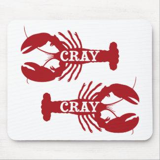 Den Cray Cray kräftaskaldjur Mus Matta