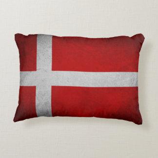 Den Danmark flagga - kudde