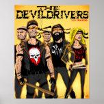 Den Devildrivers ligan Affischer
