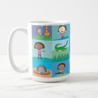 Den djura kakaomuggen för djungeln - se Alikes Kaffemugg