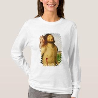 Den döda Kristus som stöttas av en ängel, T-shirt