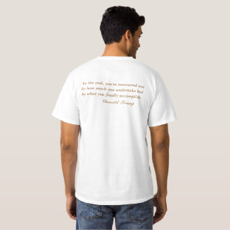 Den Donald Trump 16 T-tröja slutligen, är du…., T Shirts