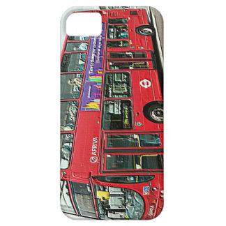 Den dubbla däckarebussen på London överbryggar Barely There iPhone 5 Fodral
