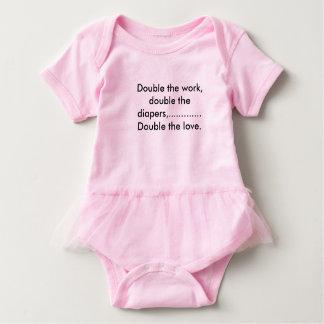 Den dubbla kärleken t-shirts