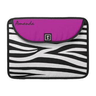 """den eleganta zebra ränder, Mac, väljer 13"""" eller Sleeve För MacBooks"""