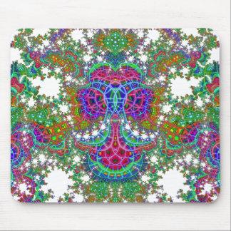 Den Emergent mosaiken ankrar variation 3 Mousepad Musmatta