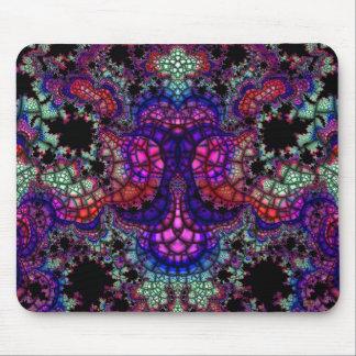 Den Emergent mosaiken ankrar variation 4 Mousepad Musmatta