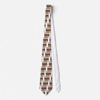 Den enfaldiga bäver skojar den roliga tecknaden slips
