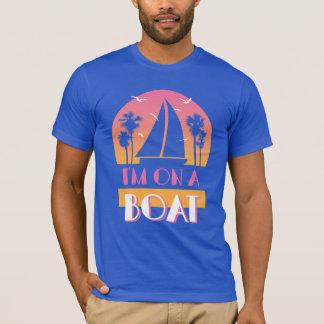 Den ensamma ön - I-förmiddag på ett fartyg T-shirts