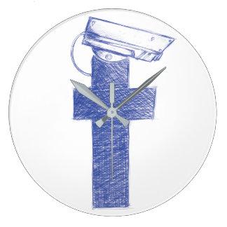 Den Facebook watchmanen tar tid på Stor Klocka