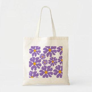 Den fallande moderna Designer#3b totot för blommar Budget Tygkasse