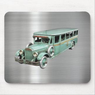 Den FANTASTICAL Retro bussmusen för MECHANICALS Musmatta