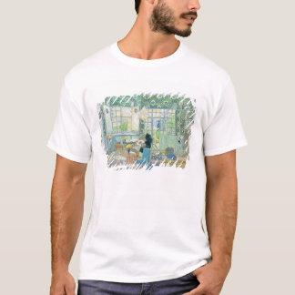 Den fastställda designen för Ibsens arrangerar lek T-shirts