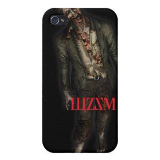 Den fientliga iphone case iPhone 4 fodral