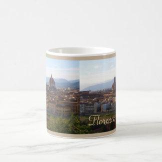 Den Florence italien reser minnessaken Kaffemugg