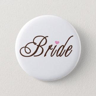 Den flott bruden bryner standard knapp rund 5.7 cm