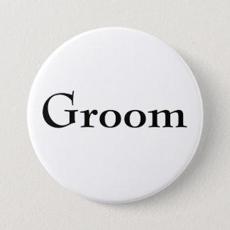 Den flott brudgummen knäppas mellanstor knapp rund 7.6 cm