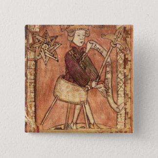 Den fördelande rättvisan för kung standard kanpp fyrkantig 5.1 cm