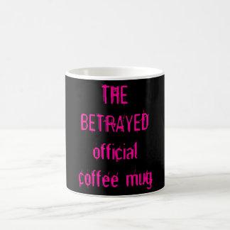DEN FÖRRÅDDE officiella kaffemuggen Kaffemugg