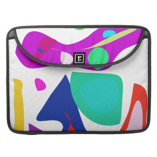 Den första abstrakten sleeve för MacBook pro