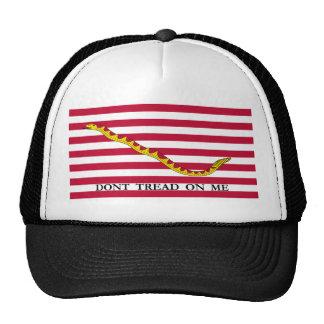 Den första marinjacken går inte på mig flaggafrimä keps